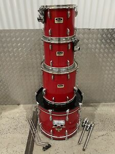 PEARL Session Series 4 Piece Shell Pack 22 16 13 12 *Project Kit, Needs TLC