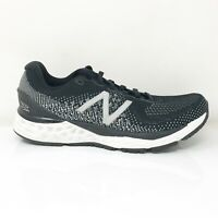 New Balance Womens Fresh Foam 880 V10 W880K10 Black Running Shoes Size 6 B