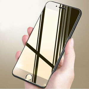 For iPhone 7 6sPlus Film 3D Mirror Effect 9H Temper Glass Screen Protector Cover