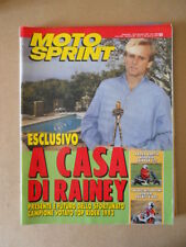 MOTOSPRINT n°50 1993  TEST PIAGGIO SKIPPER 125  [MS9]