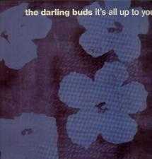 "DARLING BUDS It'S All Up To You  12"" Ps, 3 Tracks Inc Think Of Me+That'S The Rea"