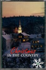 "VINCE GILL ""CHRISTMAS IN THE COUNTRY 2"" CASSETTE 1994 mca sealed"