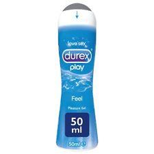 Durex Play Feel Pleasure Gel Massaggio Corpo Lubrificante Intimo 50 ml Love Sex