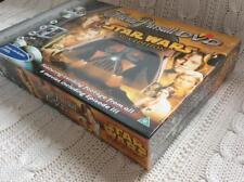 Trivial Pursuit Star Wars DVD Board Game Saga Edition Parker Trivia NEW & SEALED