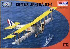 Avion d'entrainement CURTISS JN-4H/JNS-1, 1917 - Kit OLIMP MODELS 1/72 n° 72002