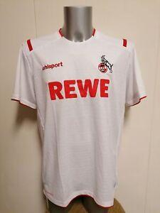 1FC Koln Cologne 2019 2020 home shirt Uhlsport trikot size XXL
