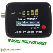 tv signal tester finder for digital tv Diy Great Product Makes life Easier