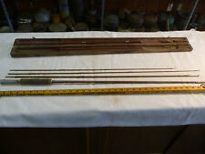 VINTAGE  BAMBOO FLY ROD IN THE BOX --CONDITION AS PHOTOS INDICATE