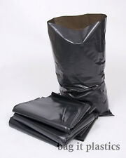More details for rubble sacks heavy duty black / blue / builders  bags / rubbish 20