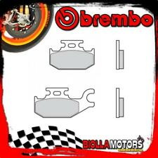 07GR49SD PLAQUETTES DE FREIN AVANT BREMBO BOMBARDIER-CAN AM OUTLANDER LEFT/REAR