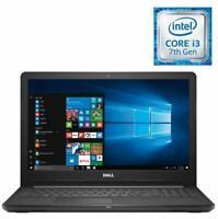 Dell 15.6in I3567 3970BLK PUS Laptop Touch  i3 7130u 8G 128G SSD Win10 DVD