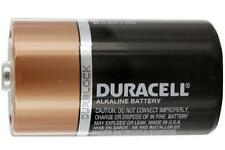 12-Pack D Duracell CopperTop Alkaline Batteries (MN1300)