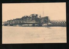 WW1 Zeebruge Belgium The Vindictive at OSTENDE early PPC