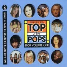Top of the Pops 2000/1 Shania Twain, Honeyz, Alice Deejay, Sash!, Wamdu.. [2 CD]