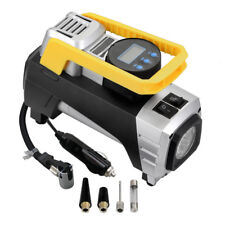 Portable  Air Compressor Pump 150 PSI Digital Tire Inflator  For 12V Car Only