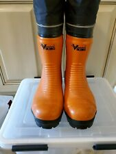 Viking Bushwacker VW58-1-11 ~ Safety Boots with Grade 4 Chainsaw Protection