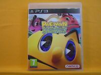 ps3 PAC-MAN & And The Ghostly Adventures Pac Man Action Game PAL UK REGION FREE