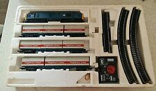 More details for hornby oo r873-9130 class 37130 diesel locomotive freightliner wagon train set