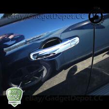 For 2004-2012 CHEVY Malibu Door Handle Chrome Covers W/O Passenger Keyhole