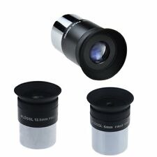 Gosky 6mm 12.5mm 20mm 1.25inch Plossl Telescope Eyepiece Set Free Shipping