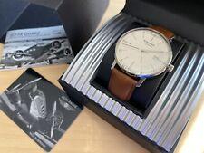 Neu 2 Jahre Garantie, Iron Annie 5044-5, Bauhaus I, Armband Uhr Herren Edelstahl