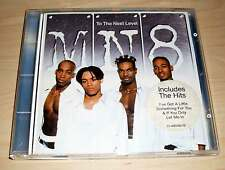Mn8-to the next level-CD ALBUM CD-I 've got a little something for you...