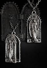 Restyle Halskette Engel Gothic Lolita Locket Victorian Angel Necklace Who Doctor