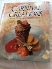 CARNIVAL CREATIONS TOP CRUISE CHEF RECIPES COOKBOOK COOK BOOK