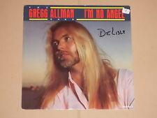 "THE GREGG ALLMAN BAND -I'm No Angel- 7"" 45"