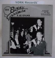 BENNY GOODMAN - Jumpin' At The Woodside - Ex LP Record