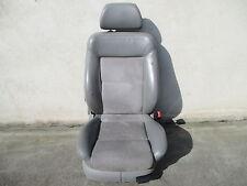 Sportsitz Beifahrersitz Leder Alcantara VW Passat 3B 3BG grau Sitz