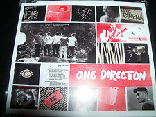 One Direction Best Song Ever Australian CD Single - NEW