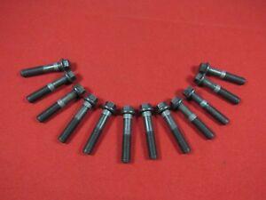 DODGE RAM CHRYSLER JEEP Set Of 12 Connecting Rod Bolts NEW OEM MOPAR