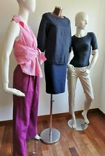 ❤️LOT 6 MAX MARA Clothes:1SKIRTS+3SHIRT+ 2PANTS for size 4USA  38IT 6GB 34D 36F