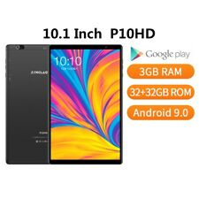 Teclast P10HD 10.1'' Tableta Android 9.0 4G SIM 32GB+3GB 6000mAh Tablet PC GPS