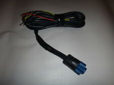 Lowrance Power Cables 8 pin LMS LCX HDS ELITE NAVICO