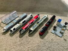 Tomy Trackmaster rare early Train Bundle Job lot, 5 trains plus.