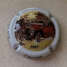Capsule de champagne FRANÇOIS-DELAGE belles champenoise d'époque (30. 1997)
