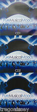 Pure Musical Moods   Various Artists   3 CD Set   30 Tracks    DYNAMIC   PUMCD06