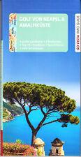Reiseführer Golf v Neapel 2019/2020 Amalfiküste Ischia Capri + Landkarte NEUWARE