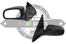 FORD FALCON AU-BF 2/1998-2/2008 LEFT HAND SIDE DOOR MIRROR ELECTRIC BLACK