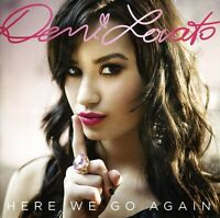 Demi Lovato - Here We Go Again [New CD] UK - Import
