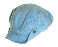 Bnwt Authentic Oakley Floral Cabbie Cap Hat New With Tags M/L Blue