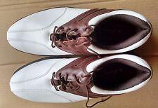 *NEW* Footjoy Superlites Men's Leather Golf Shoes - US 9.5 Med, AU 8.5, EU 43