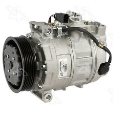 Four Seasons 98348 New Compressor And Clutch