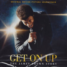 GET ON UP - THE JAMES BROWN STORY - CD - ORIGINAL MOTION PICTURE SOUNDTRACK /Neu