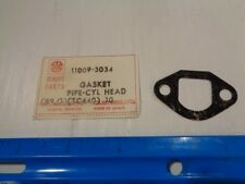 Genuine Kawasaki Cylinder Head Pipe Gasket #11009-3034 New