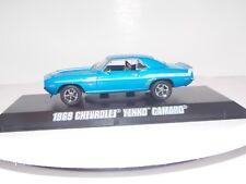 Greenight ~ Fast and Furious Brin's Blue 1969 Chevrolet Yenko Camero(86206)