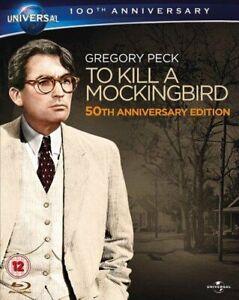 TO KILL A MOCKINGBIRD (1962) Region B [Blu-ray] Gregory Peck