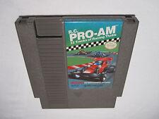 R.C. Pro-Am (Nintendo NES) RC PRO AM Racing Game Cartridge Excellent!